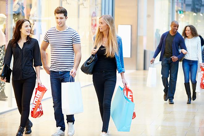 Köningsallee is de meest luxe winkelstraat