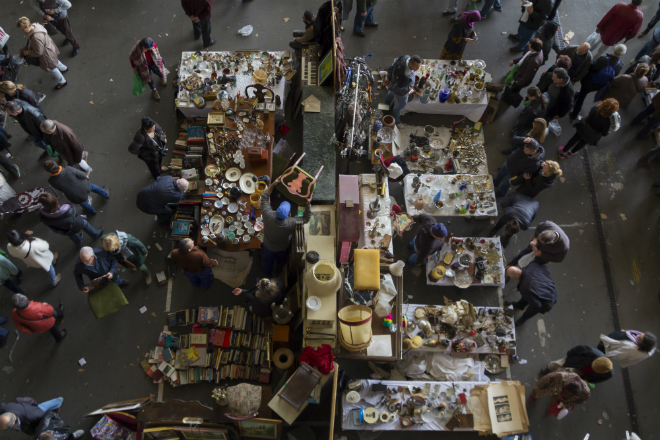 Spend a day to scour the markets