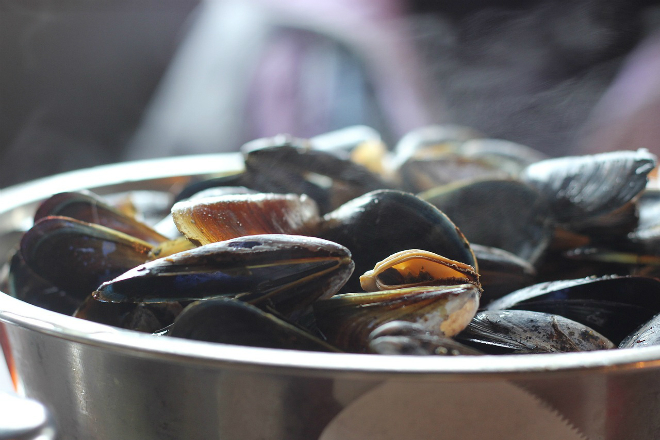 Brussels' mussels are unmatched