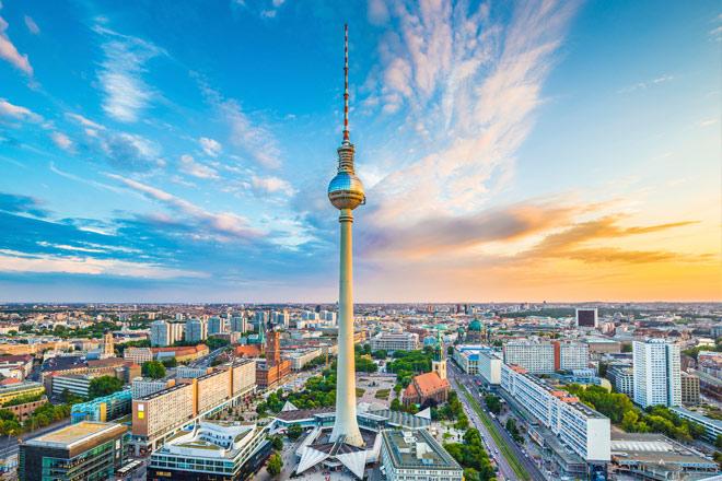 Geniet van een prachtig uitzicht over de stad