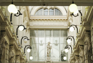 Même les bâtiments sont de l'art à Bruxelles