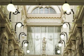 De gebouwen van Brussel zijn zelfs kunst