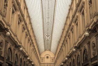 Het kunstzinnige historische centrum