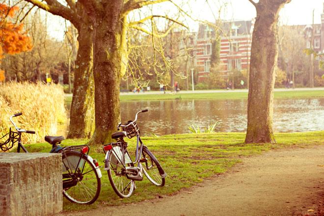 In beide stadsparken is veel te doen