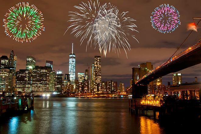 Le Ball Drop annonce le début du Nouvel An