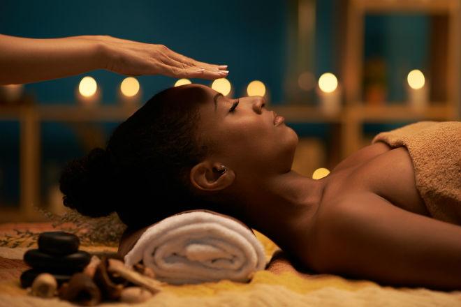 Neem een massage of probeer Koan Float!