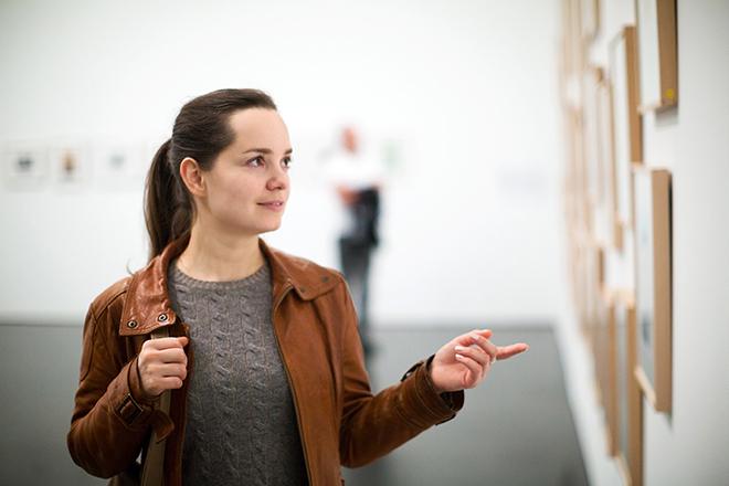 Moderne kunst in het Stedelijk Museum