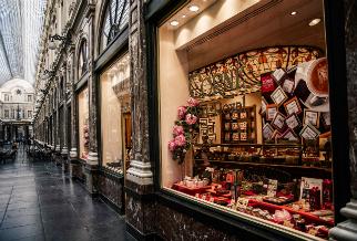 In Brussel eet u 's werelds beste chocolade