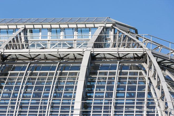 In Berlijn ziet u de grootste kas ter wereld