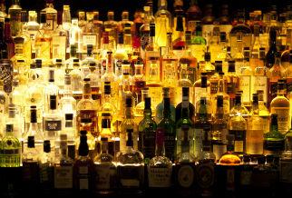 Dégustation de whisky au bar Oldenhof