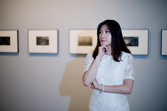 Visite au musée de la photographie