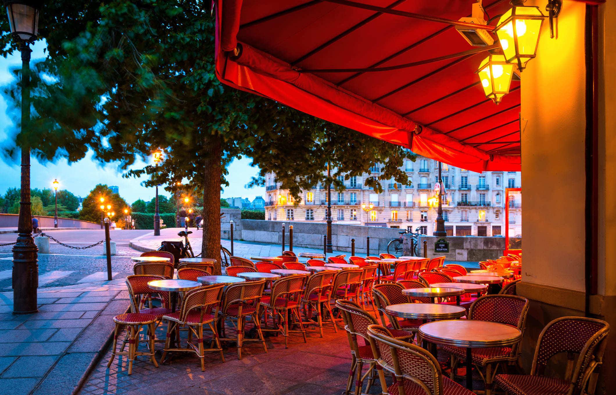 Ristorante parigino