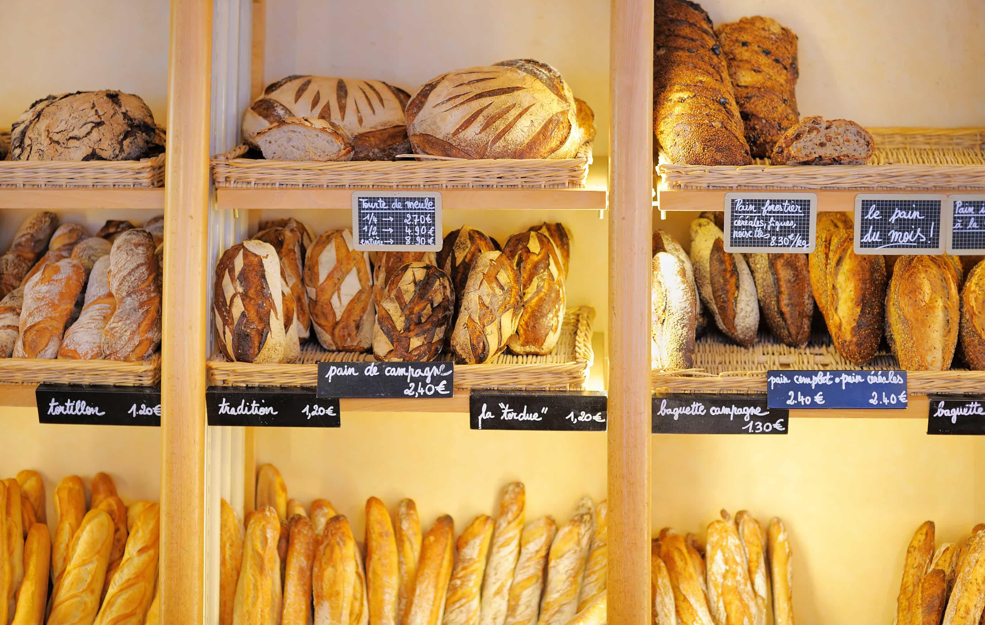 Negozio di alimentari parigino
