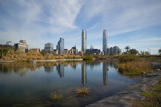 Parque Bicentenário (Foto: Getty Images)
