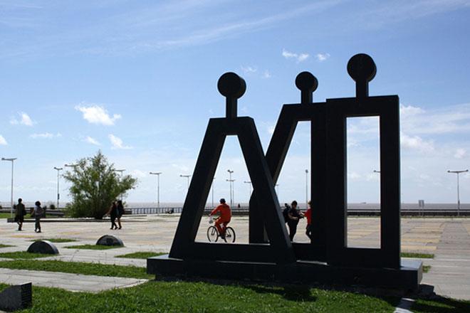 Parque de la Memoria (Foto: Laura Fernández)
