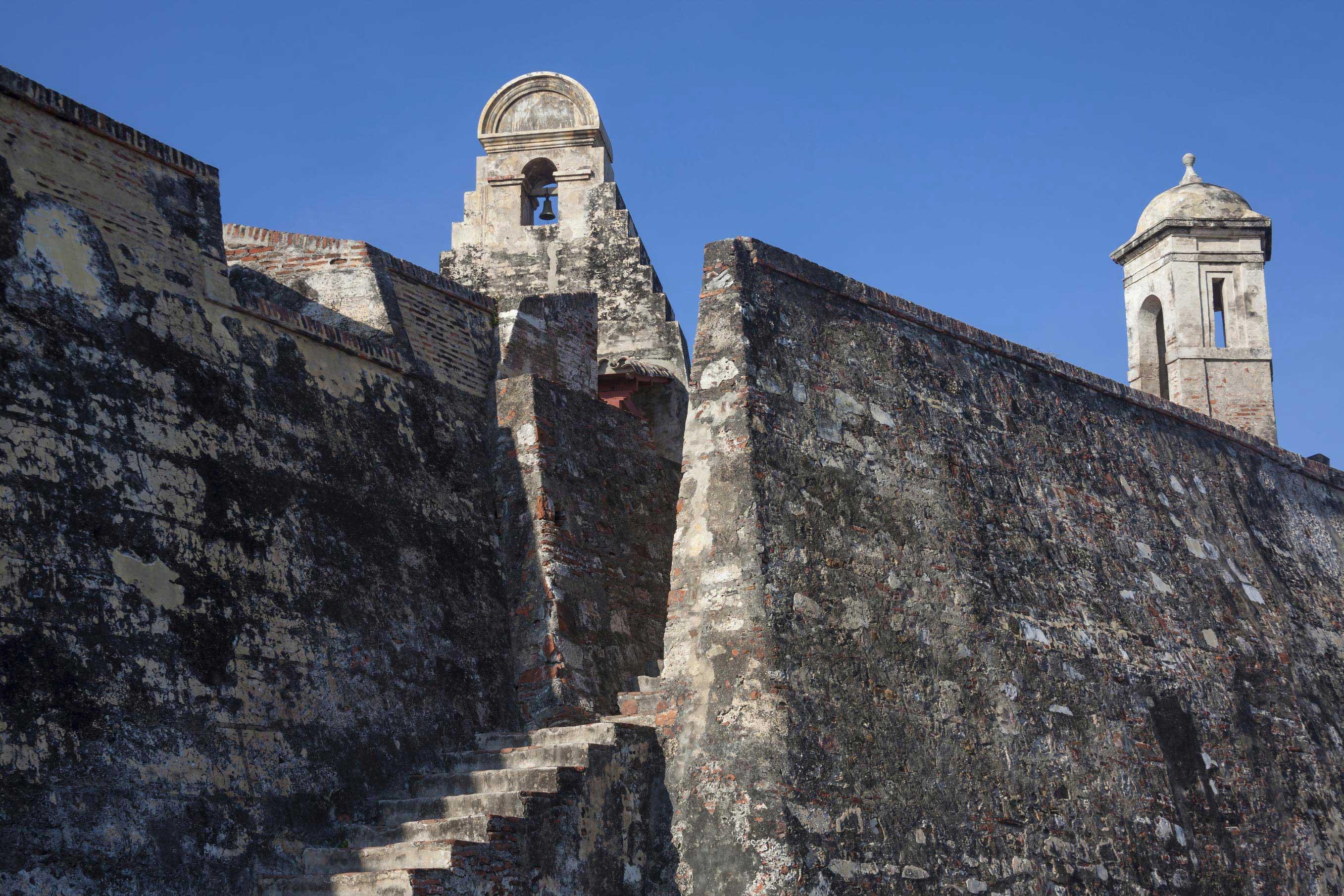 castelo de pedras