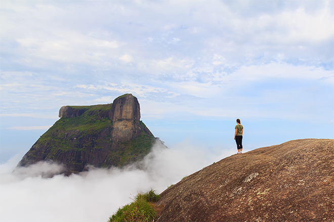Pedra Bonita (Foto: Getty Images)