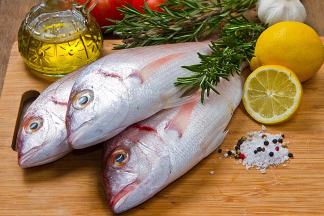 Pratos com peixe na região litorânea gaúcha