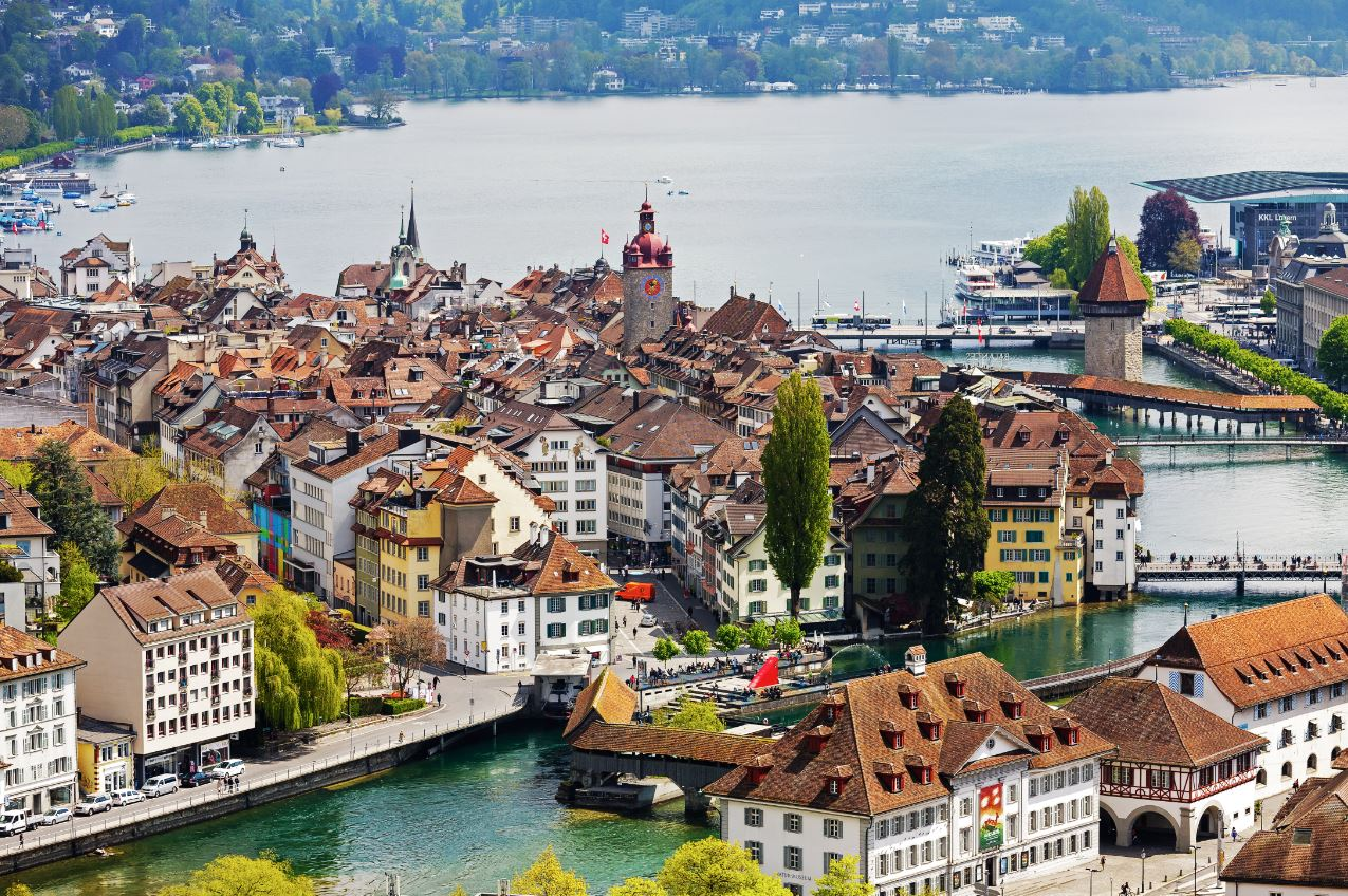 discover Luzern