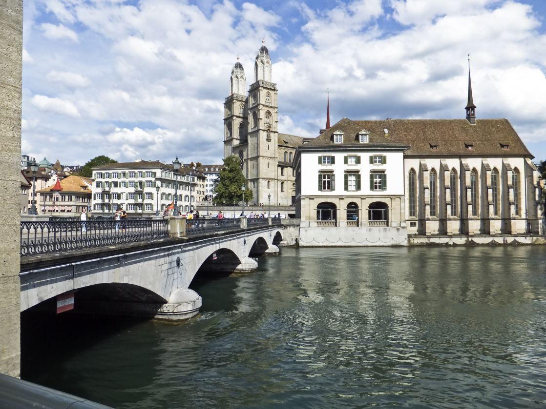 The Wasserkirche