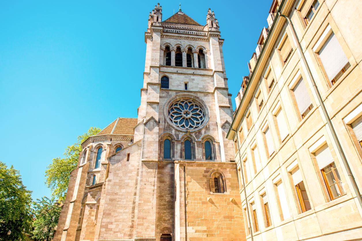 Saint Pierre Cathedral