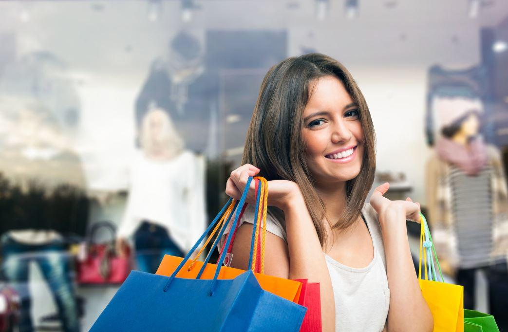 shopping in Casablanca