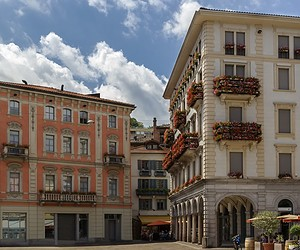 Was gibt es in Lugano zu sehen?