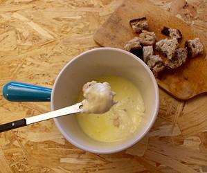 Delicious Alpin fondue