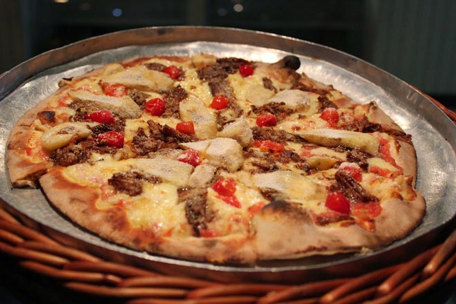 pizza barreado