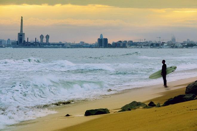 spiaggia di Barcellona