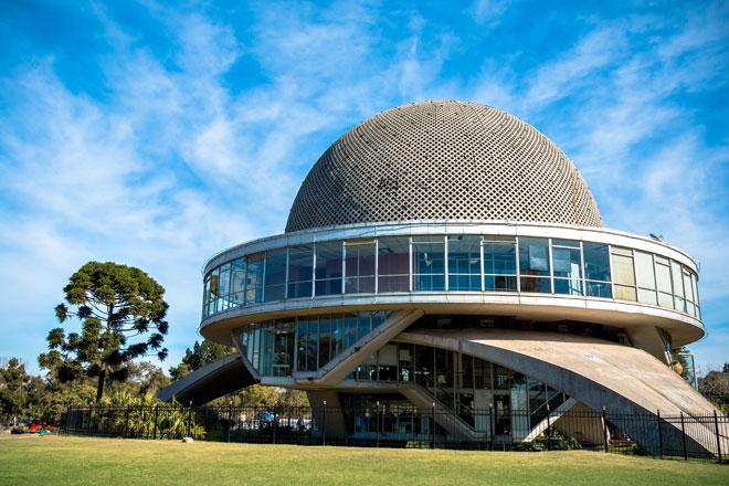 Planetario Galileo Galilei, em Palermo