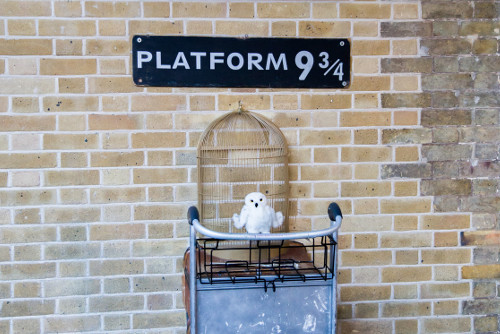 Kurzurlaub London Harry Potter
