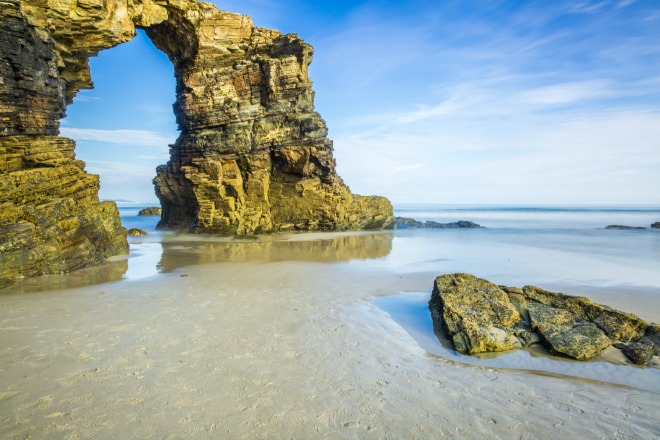 La Playa de las Catredrales, la belleza de Ribadeo
