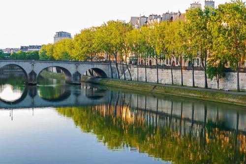 Pont Marie: Die Tradition für ein romantisches Wochenende in Paris