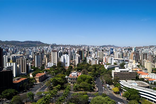 Praça da Liberdade (Foto: Getty Images)