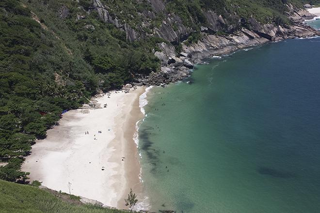 Praia do Perigo é o novo point dos surfistas (Foto: Getty Images)