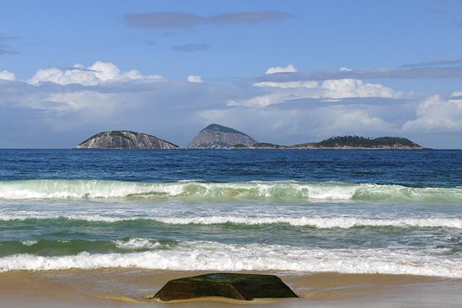 A Praia Funda é ideal para aventureiros (Foto: Getty Images)