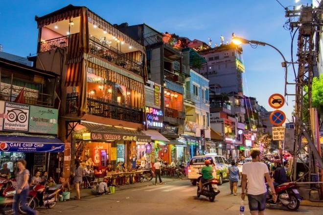 Saigon Nightlife | Ho Chi Minh City Nightlife | Accor