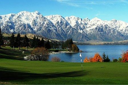queenstown golf