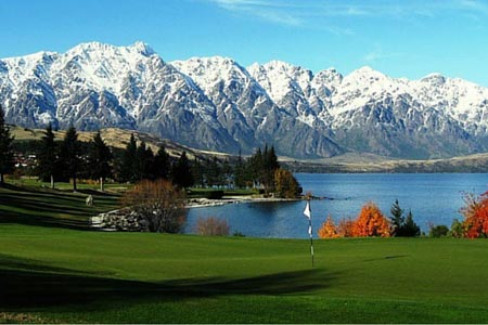 queenstown golf