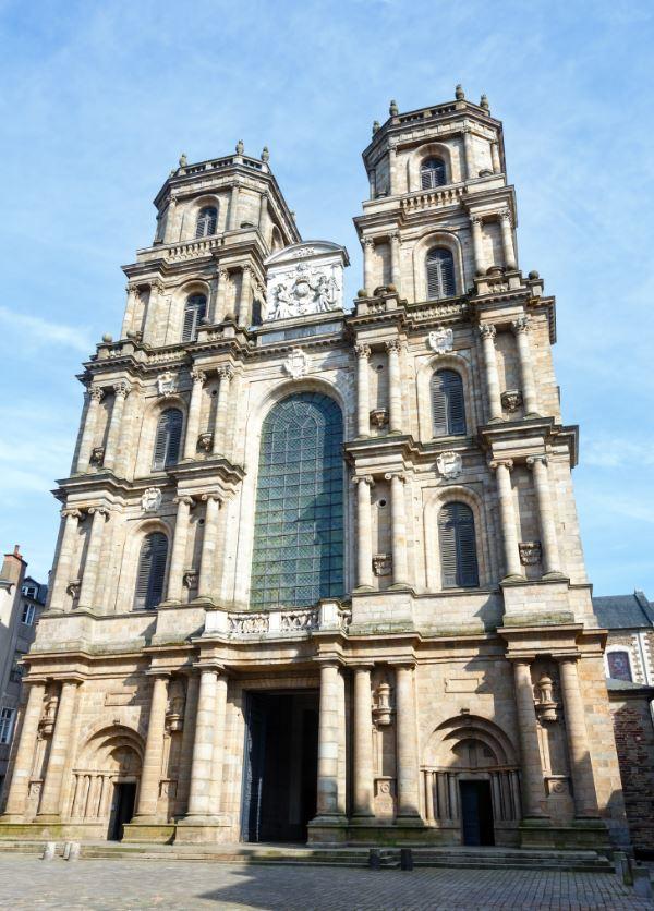 Maison médiéval de Rennes