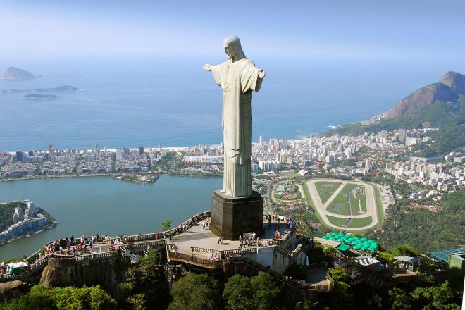 El Cristo Redentor de Río de Janeiro