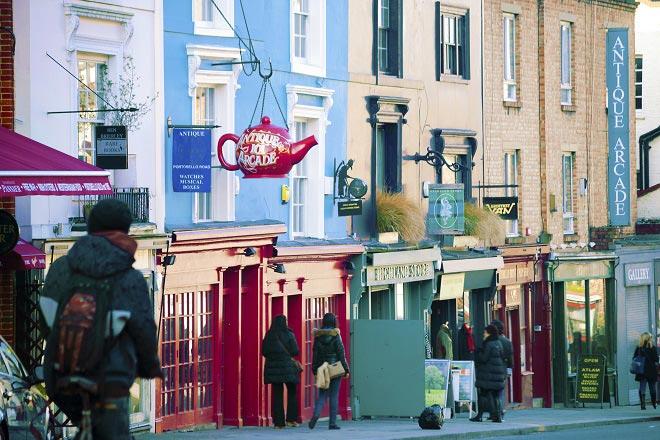 Notting Hill Londres