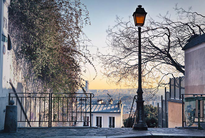 butte montmartre paris
