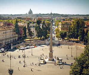 Infografica di Roma