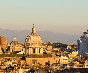 Prendre un café Via Veneto à Rome