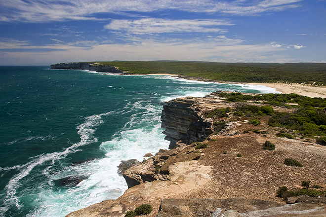 Royal national park bundeena sydney