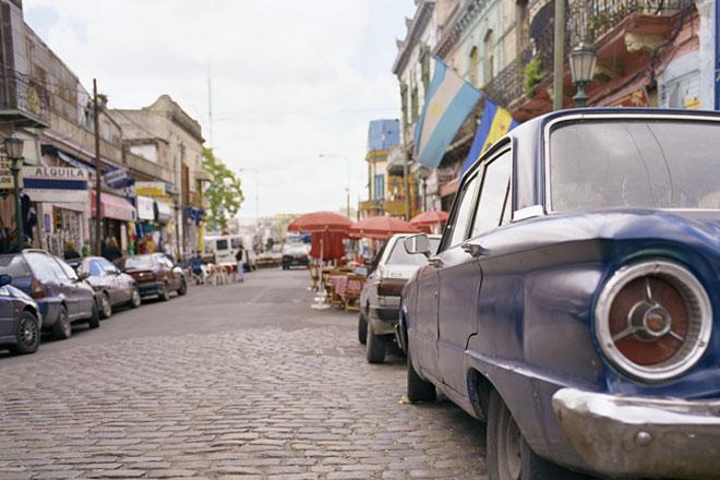 Ruas de Palermo Soho (Fotos: Getty Images)