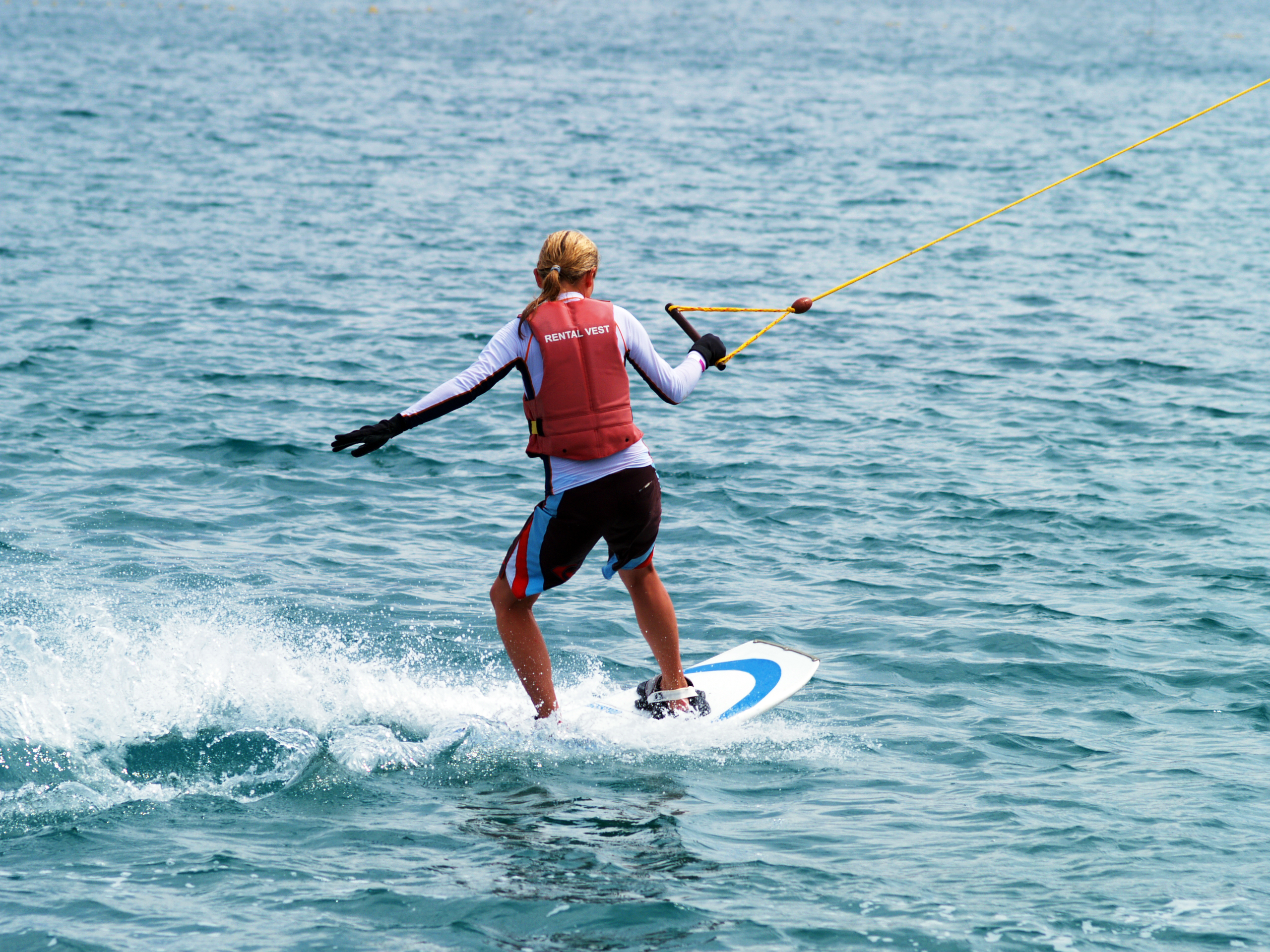 wakeboarder nice