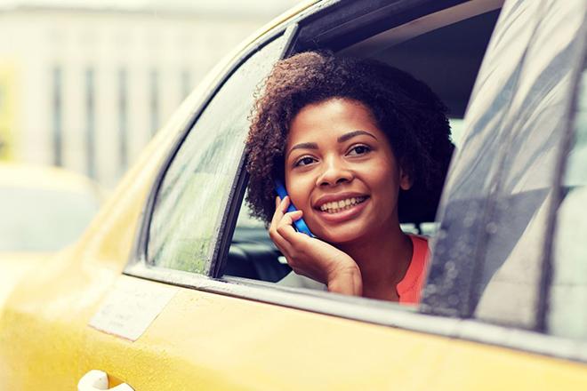 girl taxi ghana